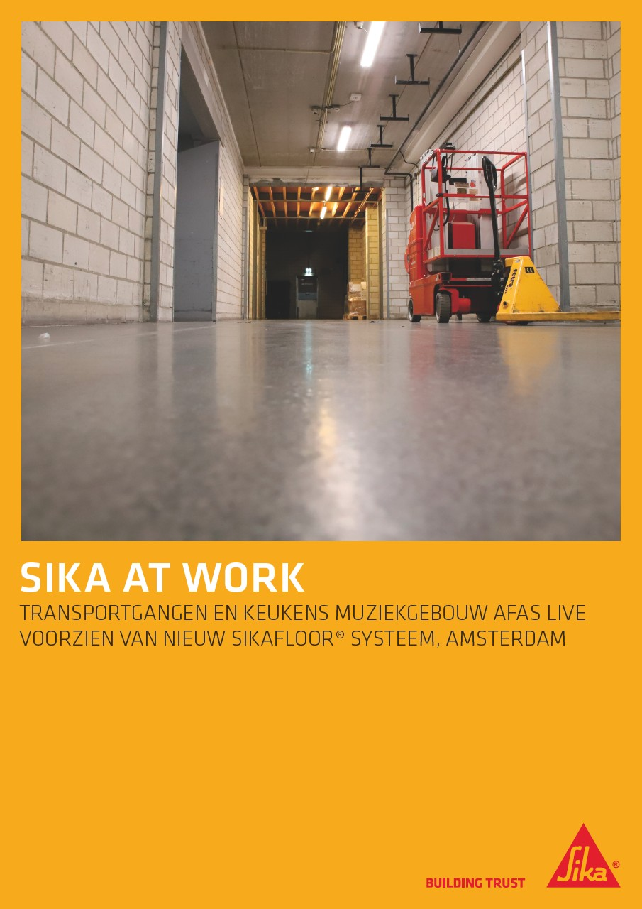 200115 - SIKA - SAW - Afas - A4 - NL.indd